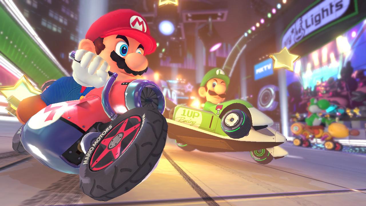 [TEST] Mario Kart 8 – la version pour Wii U