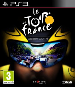 Tour de France 2014 - cover