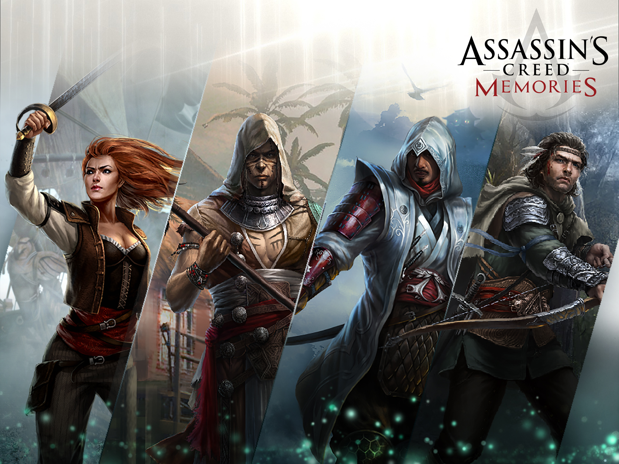Assassin's Creed Memories