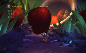 Castle of Illusion Starring Mickey Mouse - apple