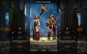 Divinity - Original Sin - personnages