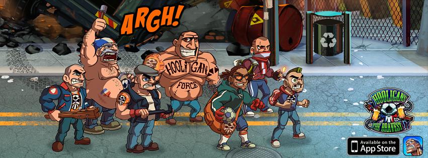 Hooligans - The Bravest - bannière