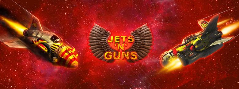 Jets'n'Guns Gold - logo
