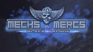 Mechs & Mercs - Black Talons - logo