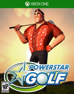Powerstar Golf - cover