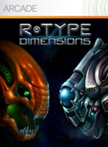 R-Type Dimensions - cover