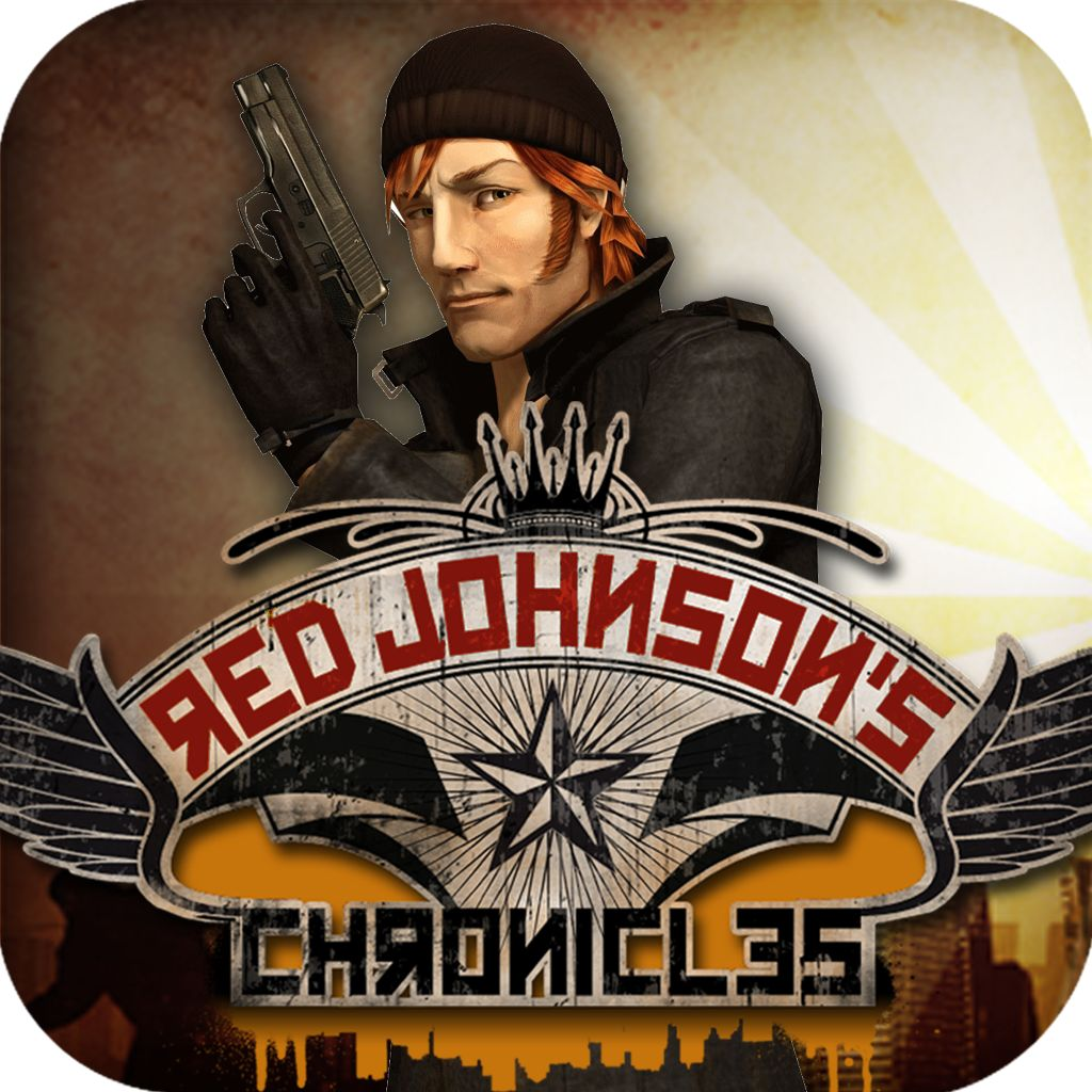 Red Johnson's Chronicles - icon