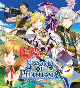 Sword of Phantasia - cover