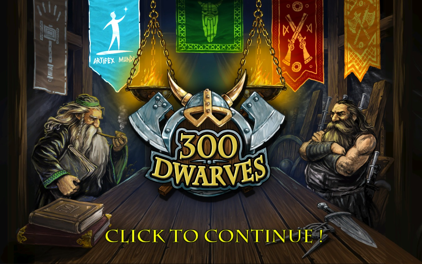 [TEST] 300 Dwarves – la version pour Steam