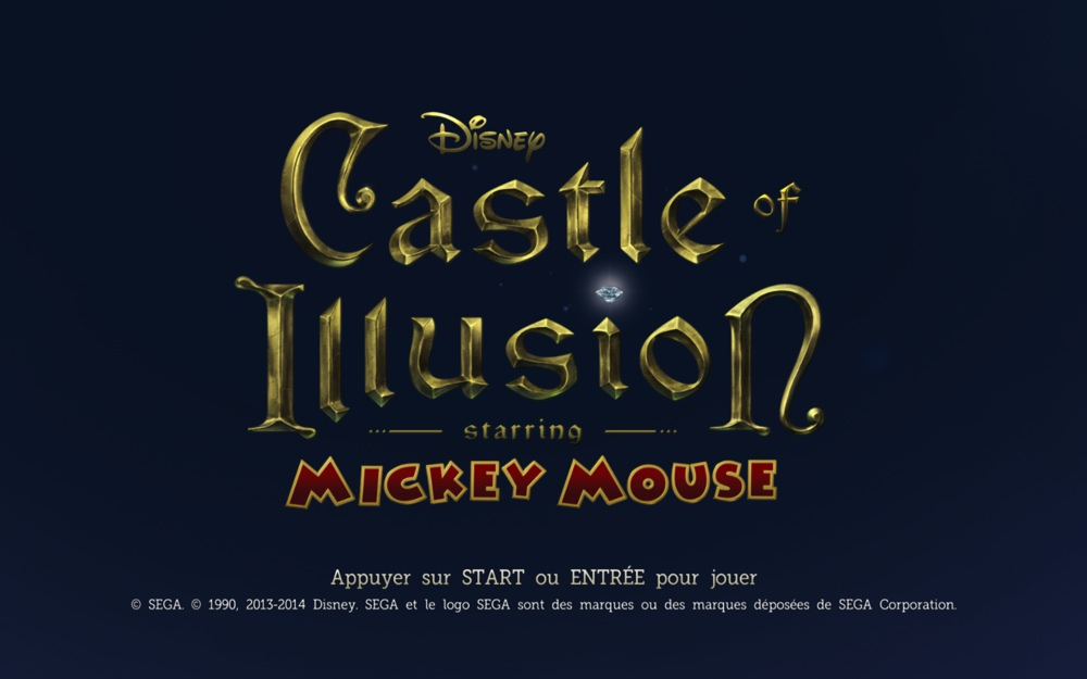 [TEST] Castle of Illusion Starring Mickey Mouse – la version pour Steam
