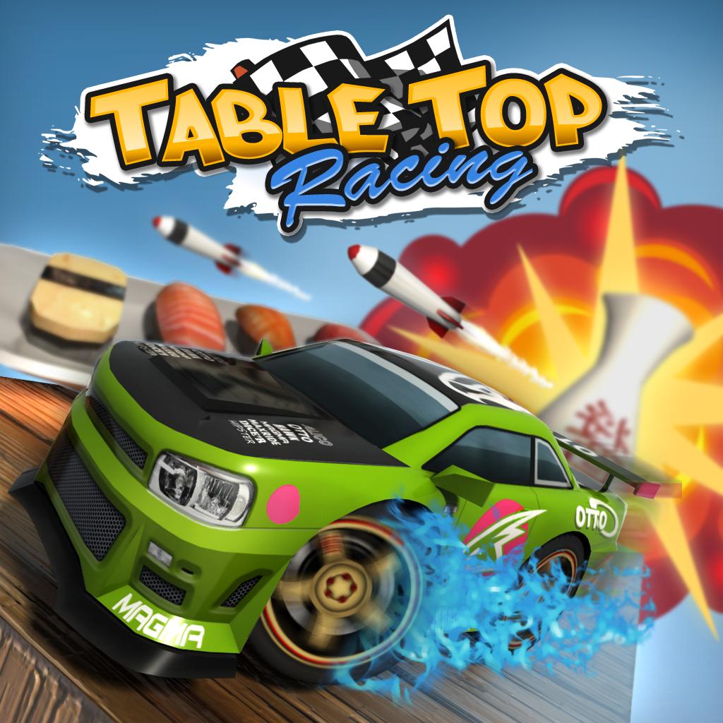 Table Top Racing - logo