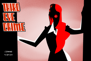 Third Eye Crime - logo