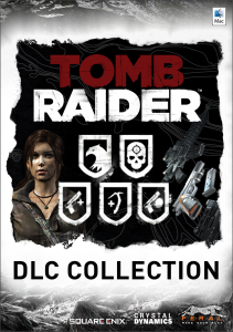 Tomb Raider DLC Collection - cover