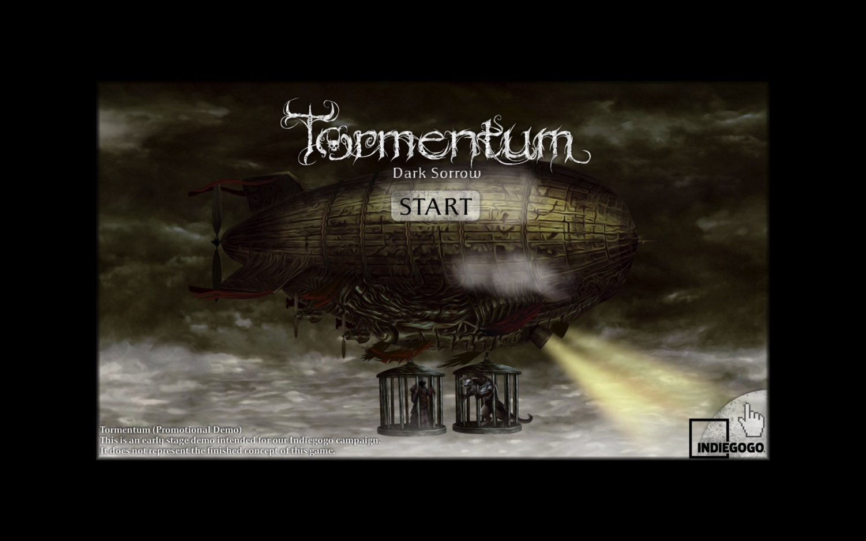 Tormentum – la démo du jeu est disponible