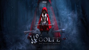 Woolfe - The Red Hood Diaries - cover