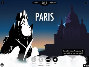 80 Days - Paris