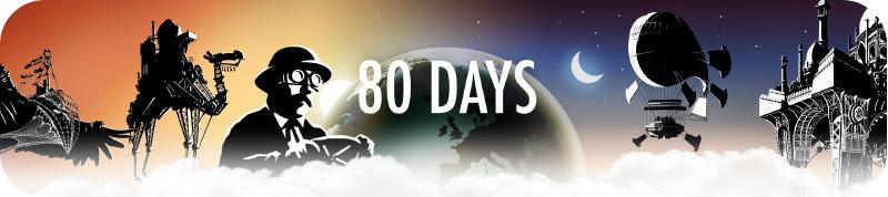 80 Days - bannière