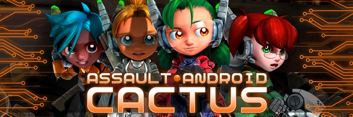 Assault Android Cactus - bannière