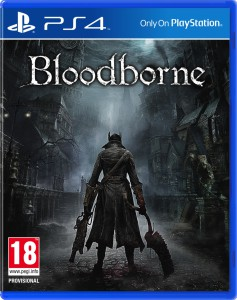 Bloodborne - cover