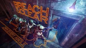 Breach & Clear - logo