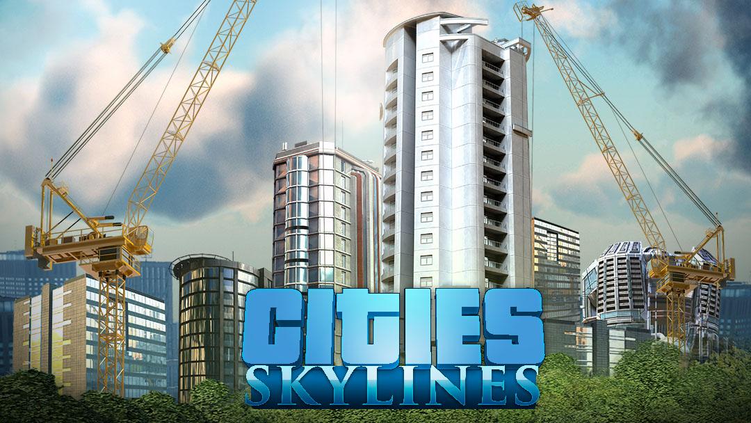 Cities - Skylines - logo