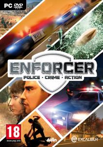 Enforcer - Justice Law Order - cover