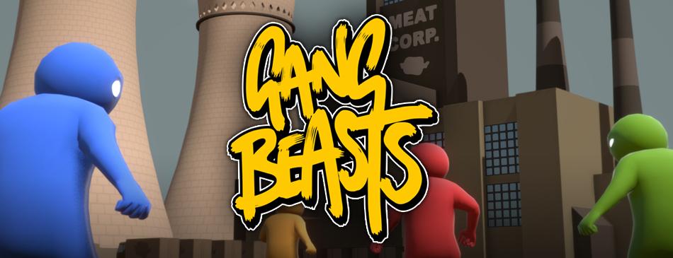 Gang Beasts - bannière