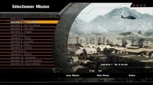 Heavy Fire - Afghanistan  - niveaux