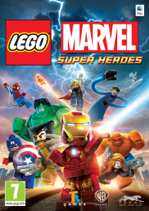 LEGO Marvel Super Heroes - cover