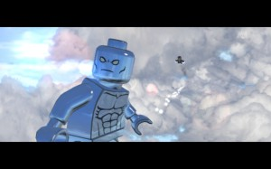 LEGO Marvel Super Heroes - surfeur d'argent