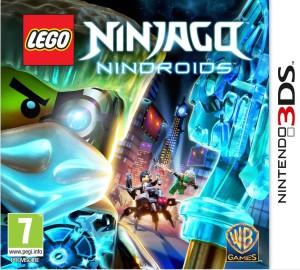 LEGO Ninjago - Nindroids - cover