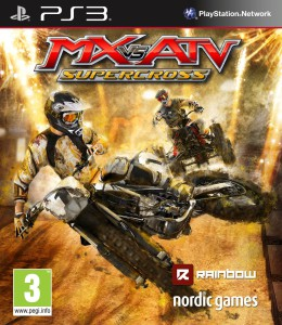 MX vs. ATV - Supercross - cover