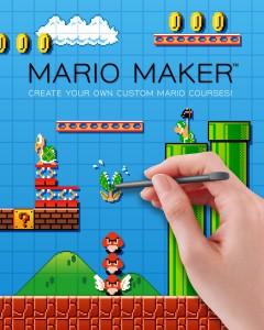 Mario Maker - cover