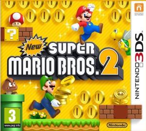 New Super Mario Bros. 2 - cover