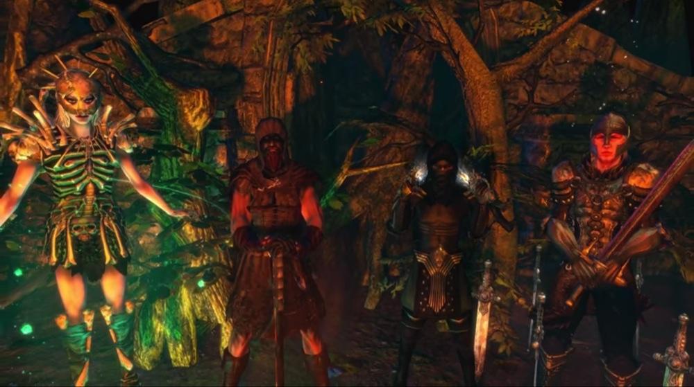 Path of Exile : Forsaken Masters