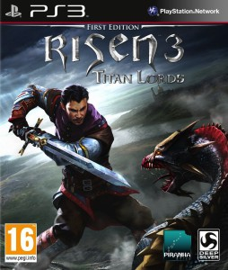 Risen 3 - Titan Lords - cover