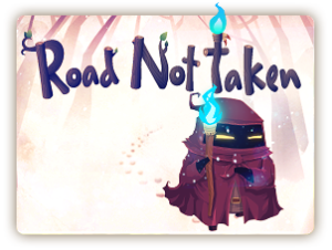 Road Not Taken - logo