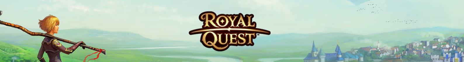Royal Quest - bannière