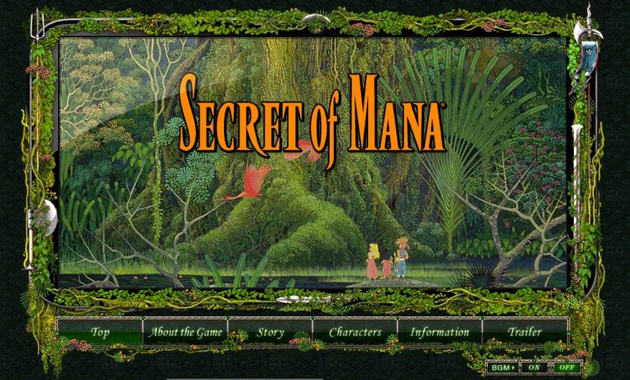 Secret of Mana