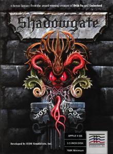 Shadowgate - mac