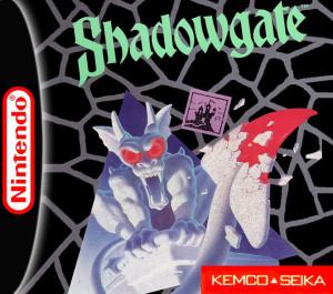 Shadowgate - nes