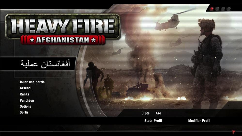 [TEST] Heavy Fire : Afghanistan – la version pour Steam