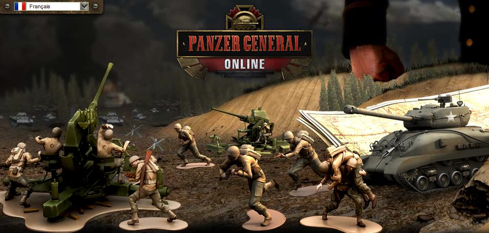 [TEST] Panzer General Online – la version en ligne