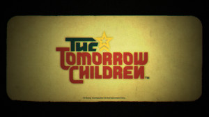 The Tomorrow Children - logo