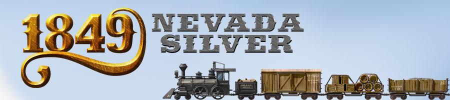1849 - Nevada Silver - bannière