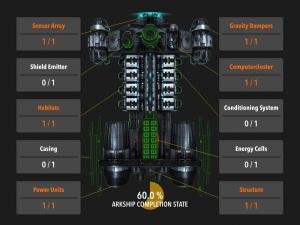 Alien Tribe 2 - arche