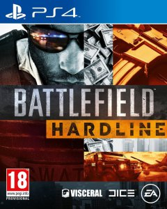 Battlefield Hardline - cover
