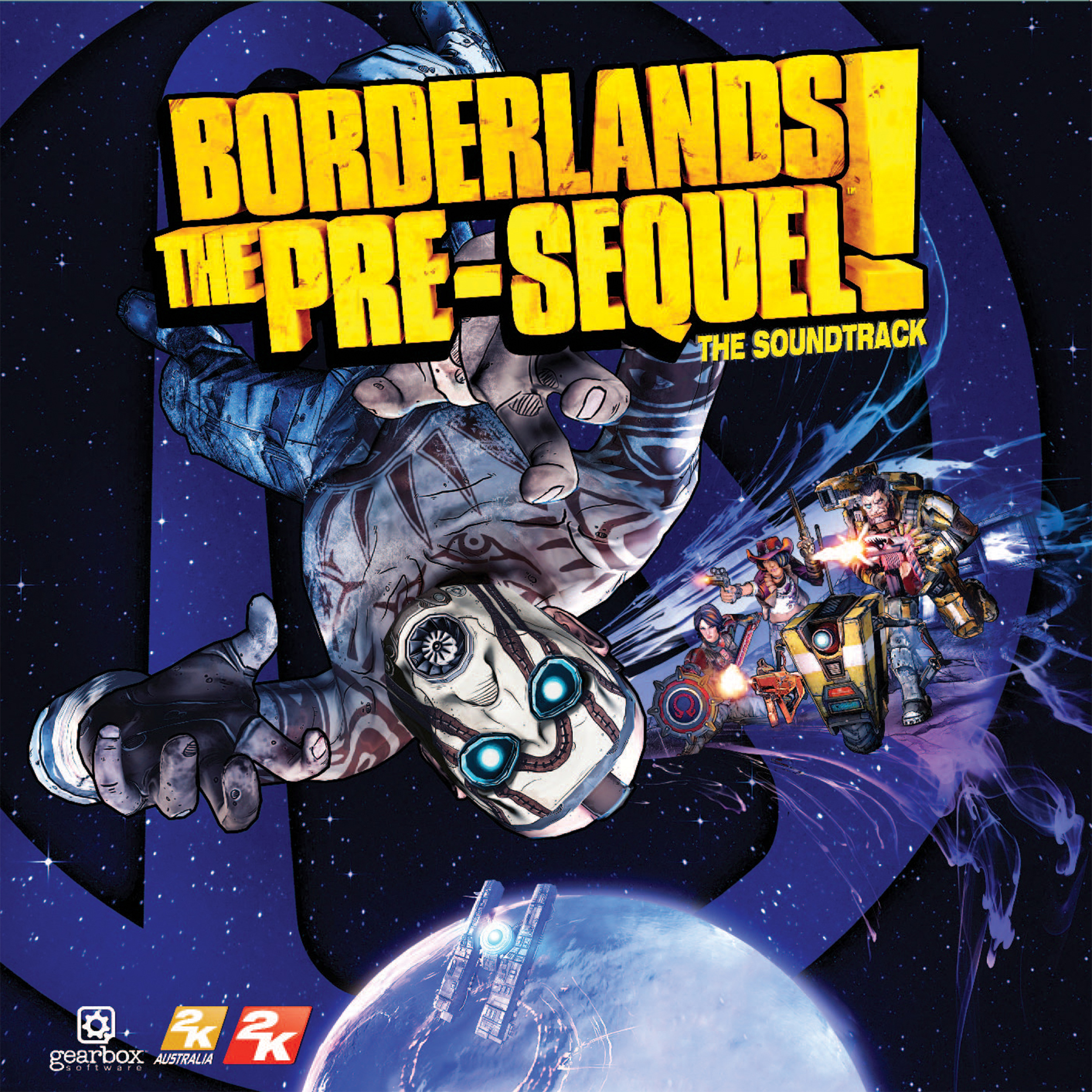 Borderlands : The Pre-Sequel Soundtrack par Jesper Kyd