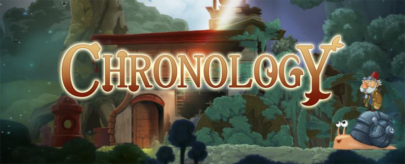 Chronology - bannière