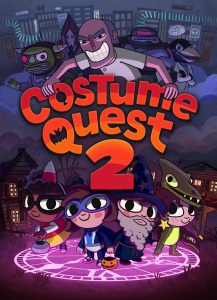 Costume Quest 2 - cover